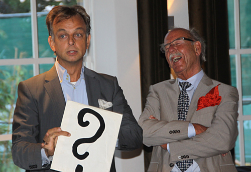 Rene Laurant Wonderful Magic Entertainment - Stand-up goochelen, Goochelaar Rotterdam