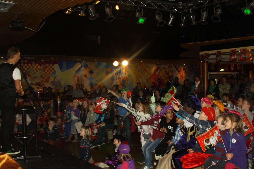 Goochelaar Rotterdam - Sinterklaasvoorstelling