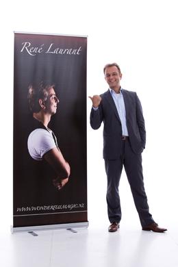 Rene Laurant, Goochelaar Rotterdam